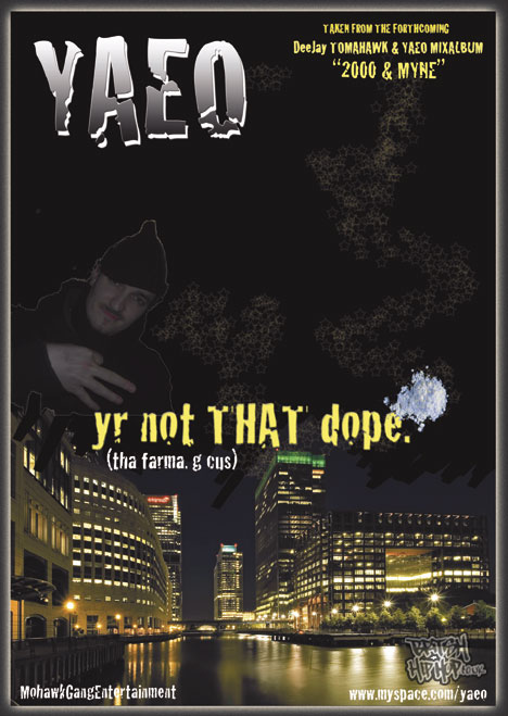 Yaeo - Yr Not THAT Dope [Audio]