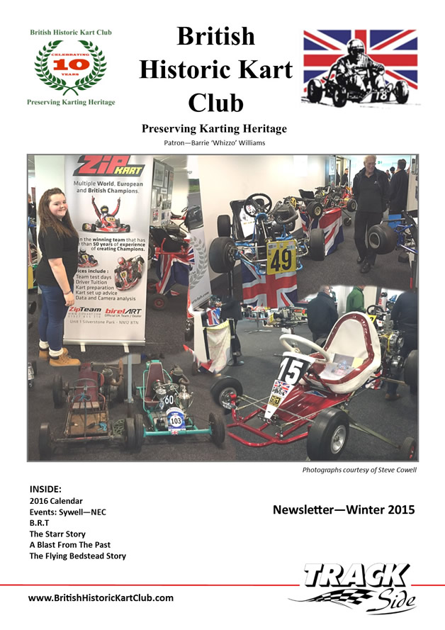 Winter 2015 frontpage