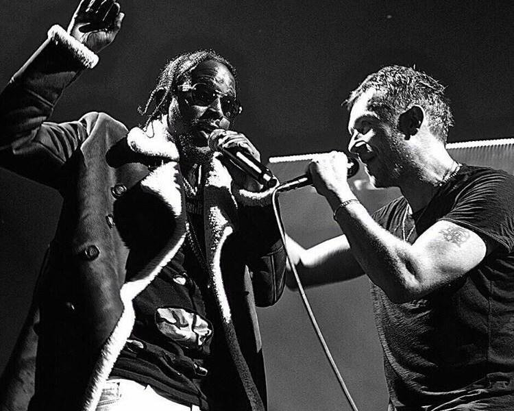 Gorillaz, Popcaan Give Historical Performance In Paris, France