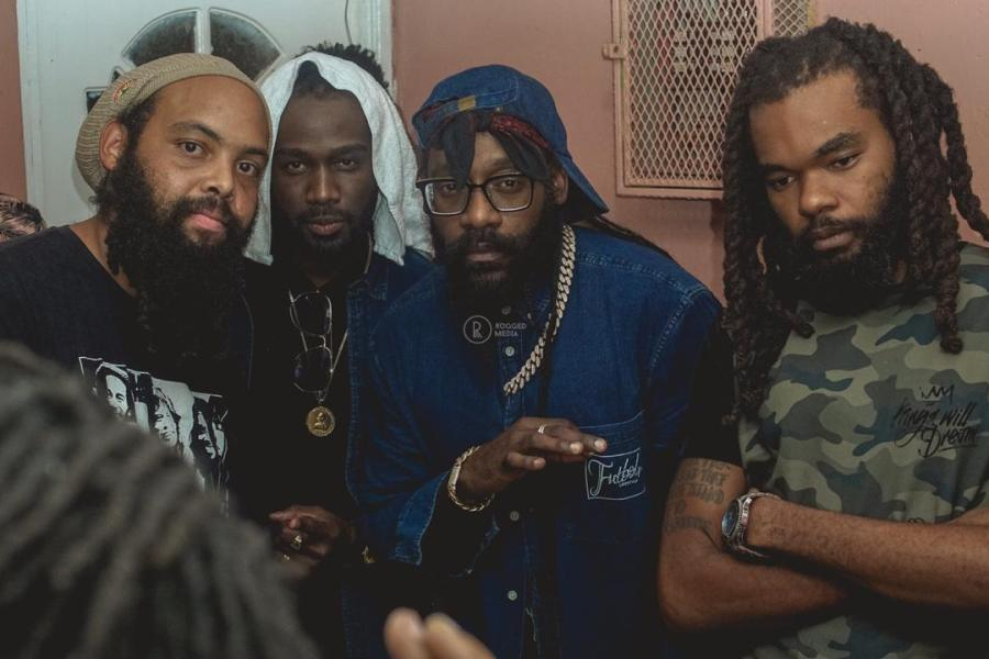 "SIZZLA, CHINO, TARRUS RILEY AND DRE ISLAND TEAM UP FOR ALL-STAR COLLABORATION ""EVERY NATION"""