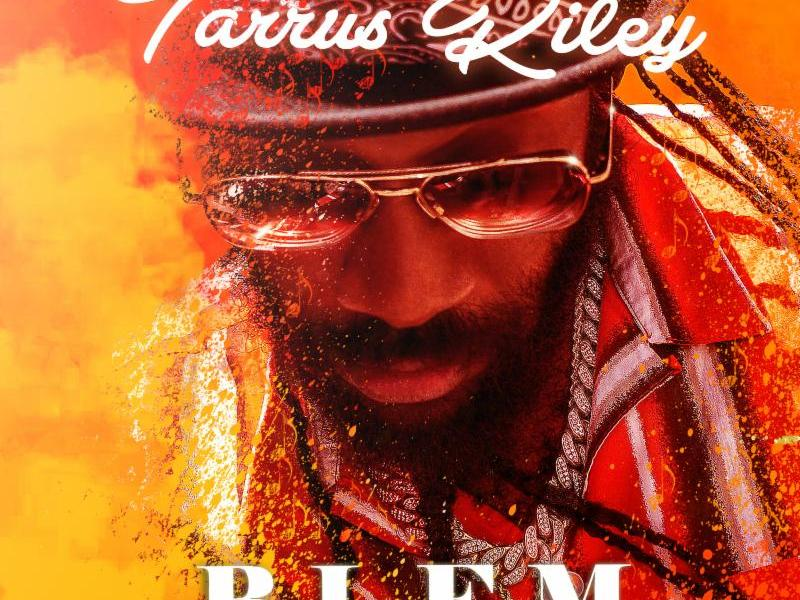Tarrus Riley Release The Cover for his EP B.L.E.M