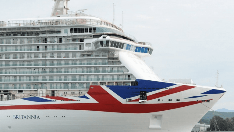 A very Berry boost for Britannia as baking queen joins Britain's only cookery school at sea