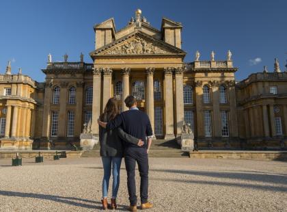 New Tours Programme at Blenheim Palace