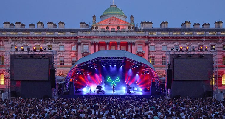 Summer Series at Somerset House 2015