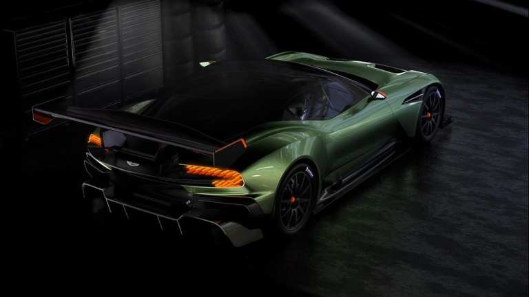 New Aston Martin vulcan set for North American debut in NY city
