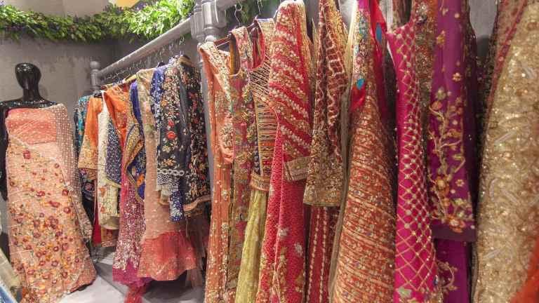 Gorgeous collections by Pakistani designer Sania Maskatiya