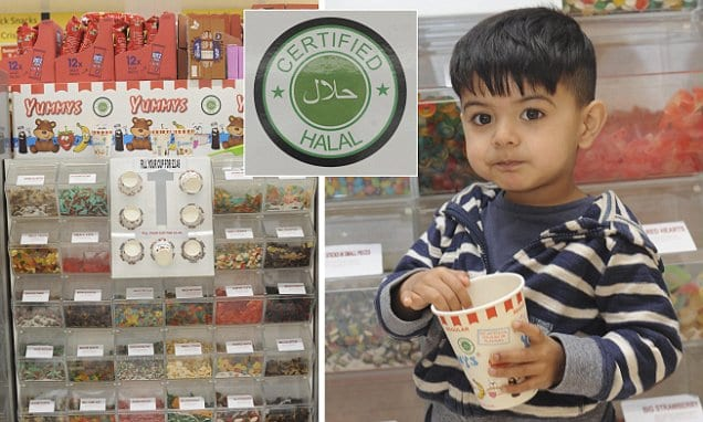Morrisons is first supermarket to stock halal pick and mix sweets