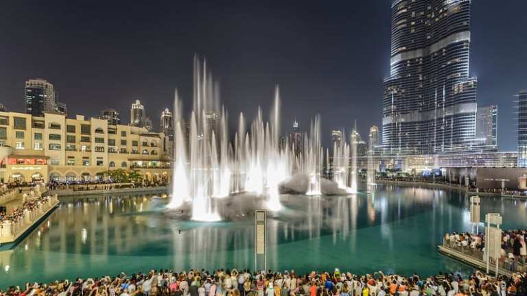 1 Day in Dubai – A short vacation in Dubai