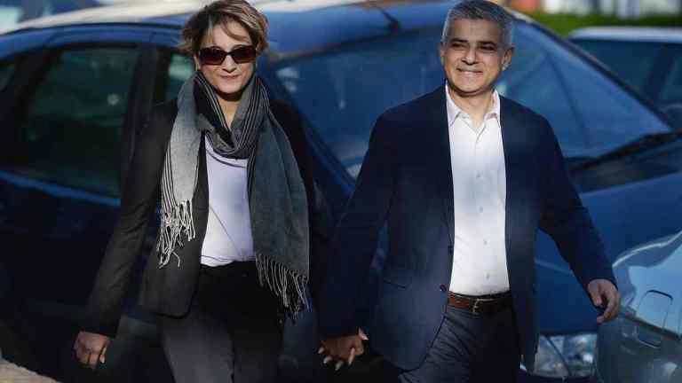 Capital's New King Sadiq Khan wins as Mayor of London