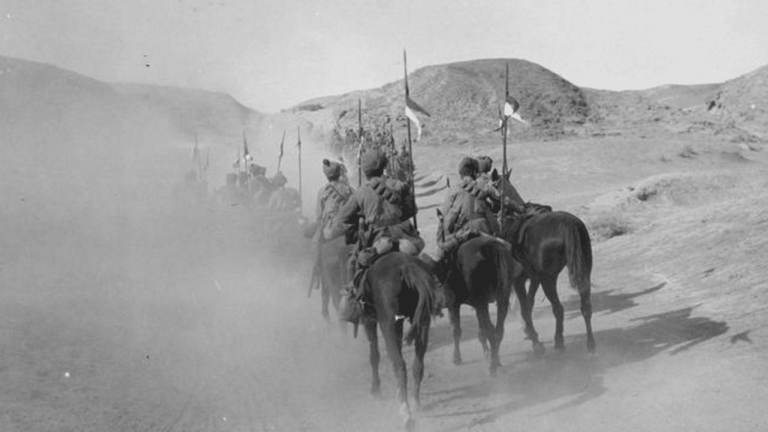 Connected Histories: Muslims in the First World War