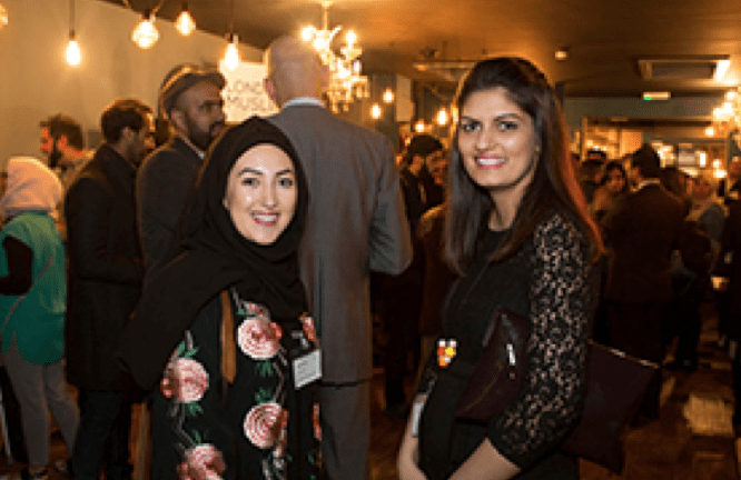 London Muslim Lifestyle businesses gather to promote the economy
