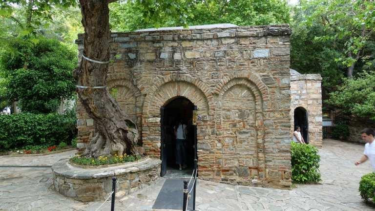 The House of Maryam Ephesus, Turkey