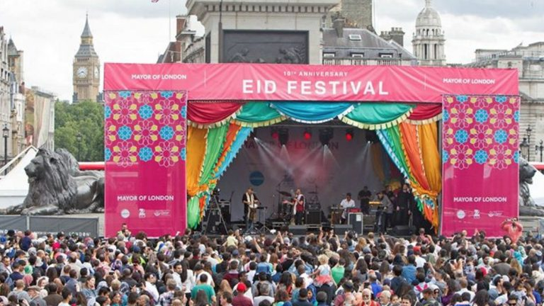 Mayor calls on all Londoners to show solidarity at Eid Festival