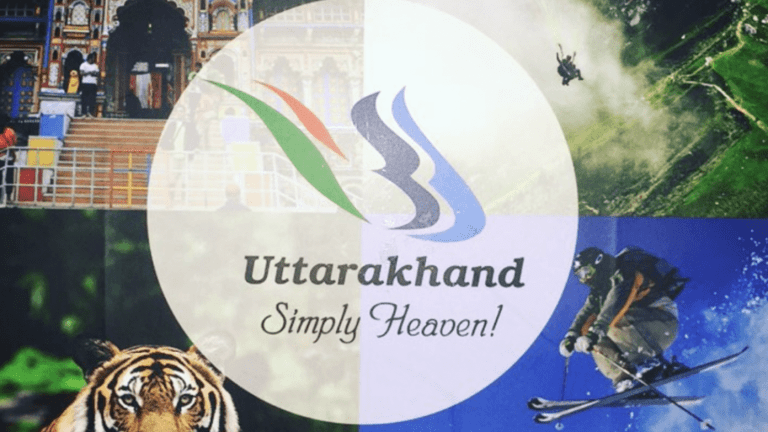 Visit the stunning landscapes of Uttarakhand India