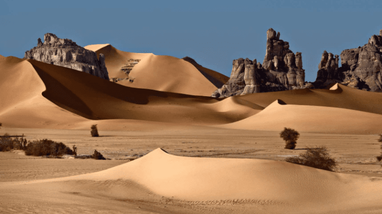 What do you know about traveling to Algeria?