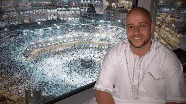 Swedish R&B Singer Maher Zain gives thanks to Allah SWT
