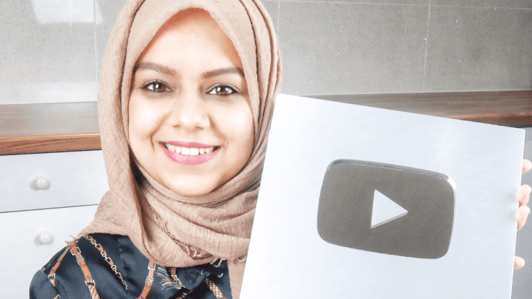 Ramadan with youtube star AnisaGrams