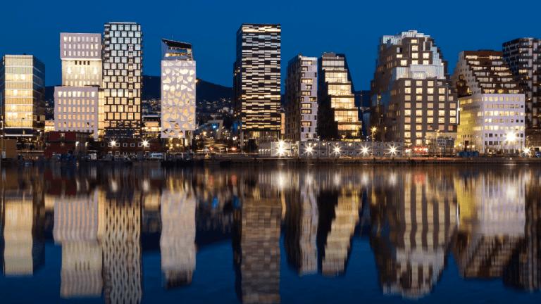 A weekend in Oslo by Huma Baig