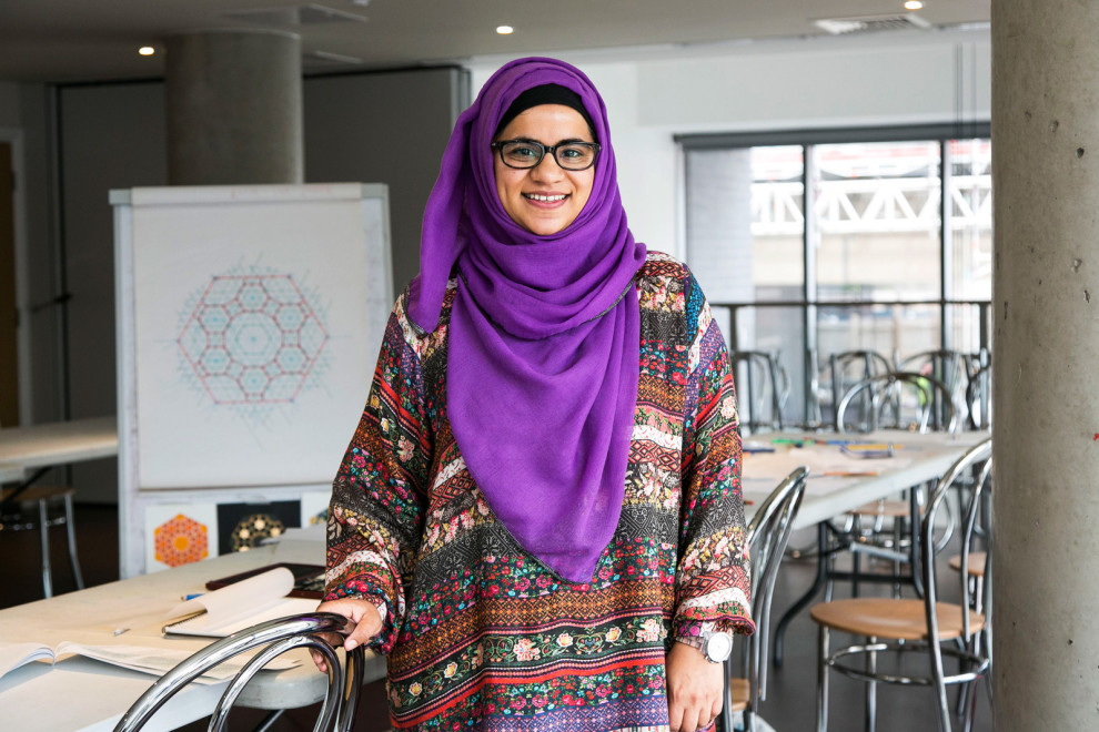 Samira Mian - Teacher