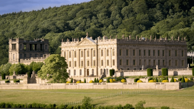 10 of Britain's best stately homes