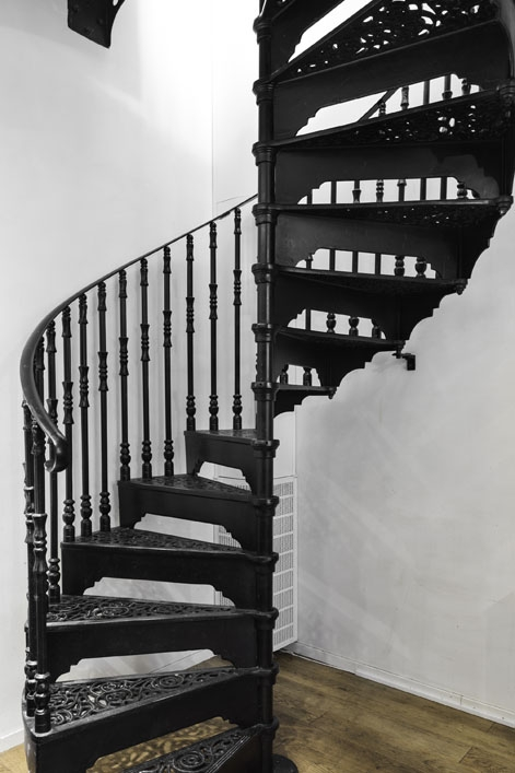 Traditional Victorian Cast Spiral Staircases – British Spirals   Second Hand Spiral Staircase For Sale   Design   Simple   Vertical   Stairway   Easy