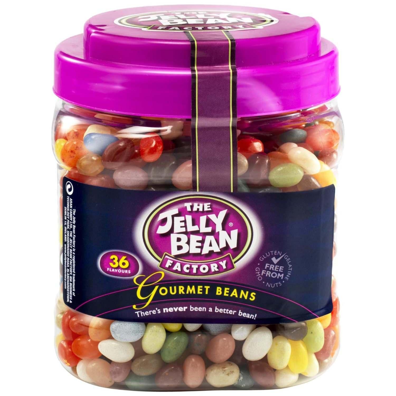 The Jelly Bean Factory Carrying Jar 1 4kg British Shop Angielski Sklep