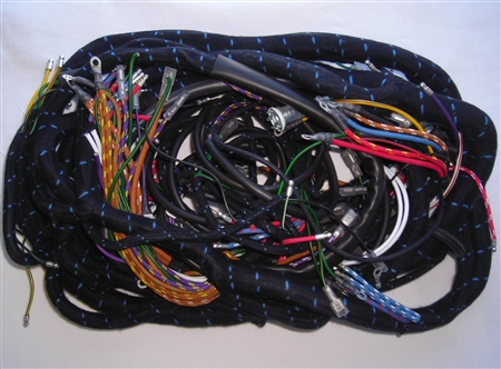 Main Wiring Harness For Mk2 Jaguar With Manual