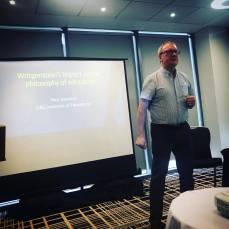 Paul Standish educates