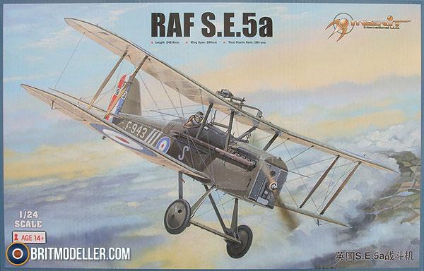 Resultado de imagen de raf se5 model kit