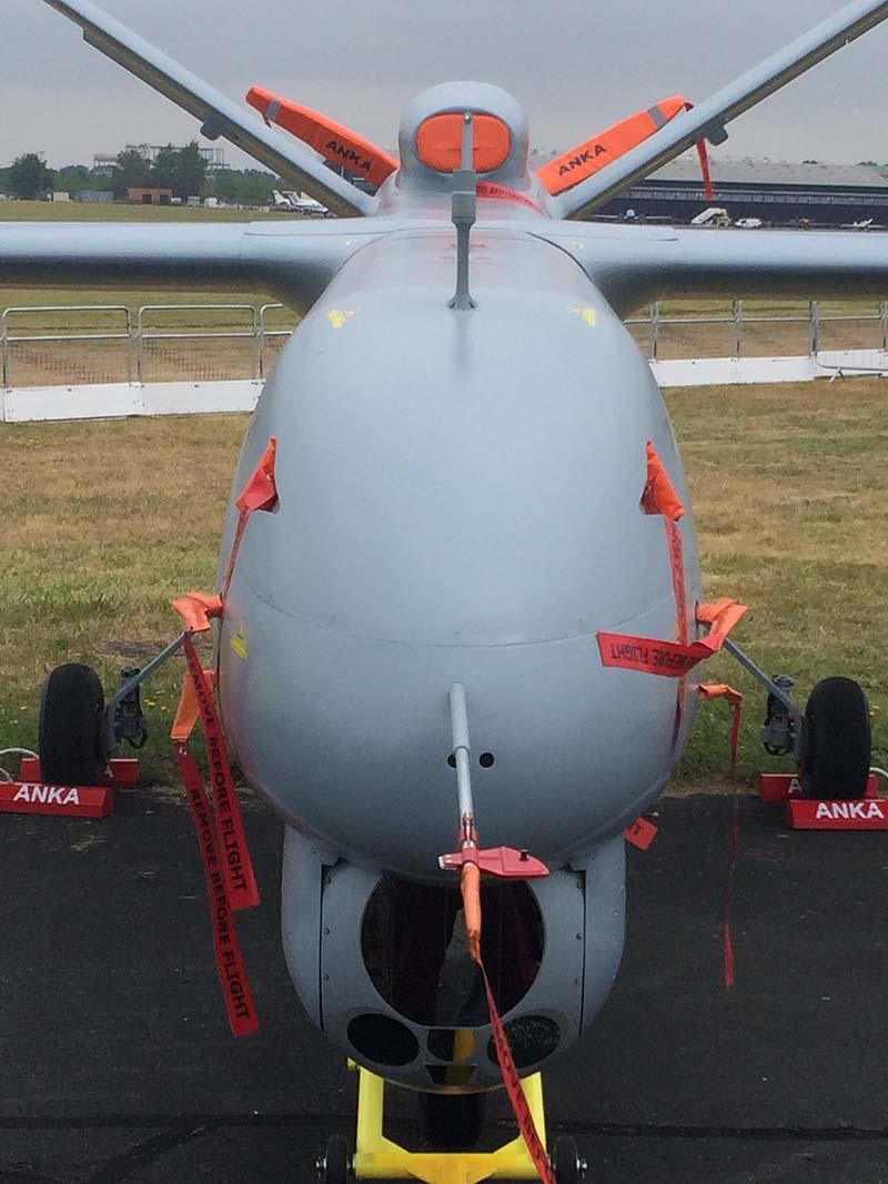 TAI Anka UAV