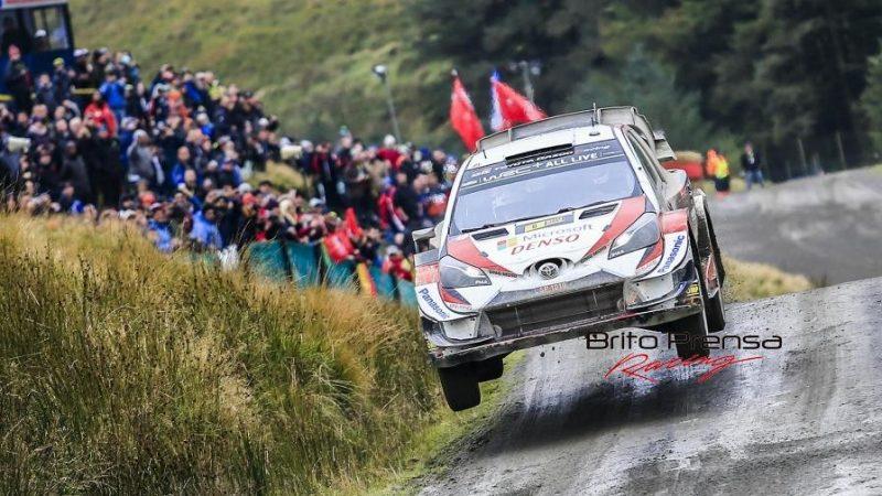 Ott Tänak amplia su ventaja sobre sus rivales en el Campeonato del Mundo de Rallyes