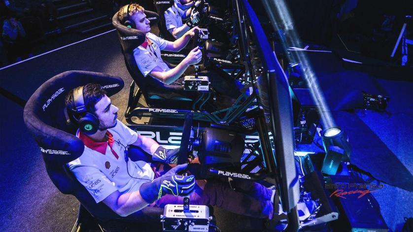 Los equipos se fijan en los eSpot en buscas de pilotos para el WRC