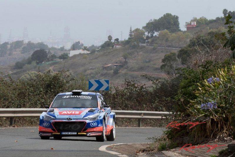 El Rallye Villa de Santa Brígida se reactiva