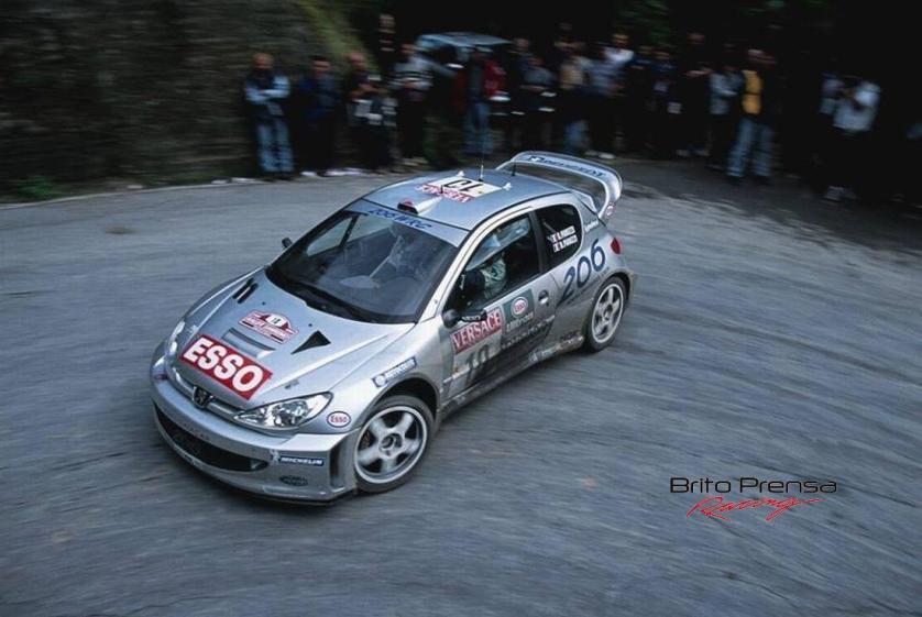 La hora del cambio en el WRC