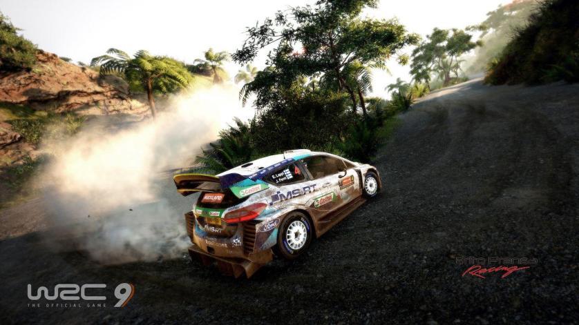 El nuevo juego: WRC9