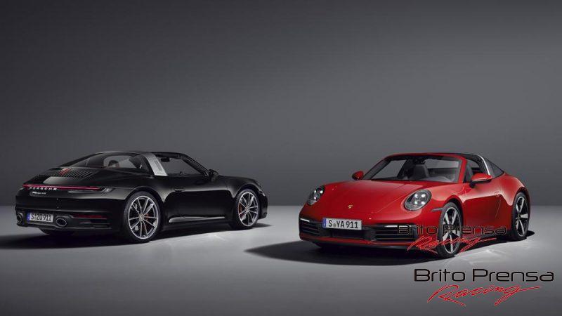 El nuevo 911 Targa de Porsche