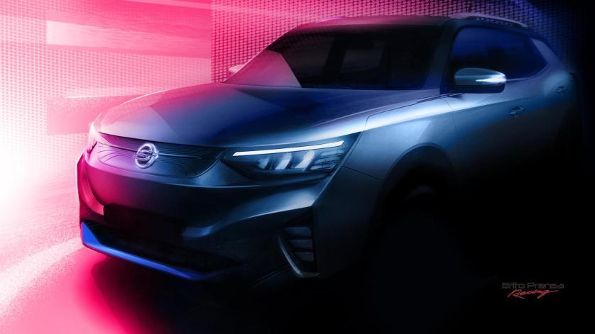 SsangYong anuncia la llegada de su primer vehículo eléctrico