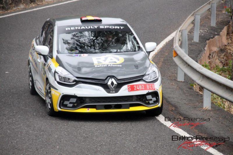Cuatro equipos de Padaman Sport en el Rally Isla de Gran Canaria