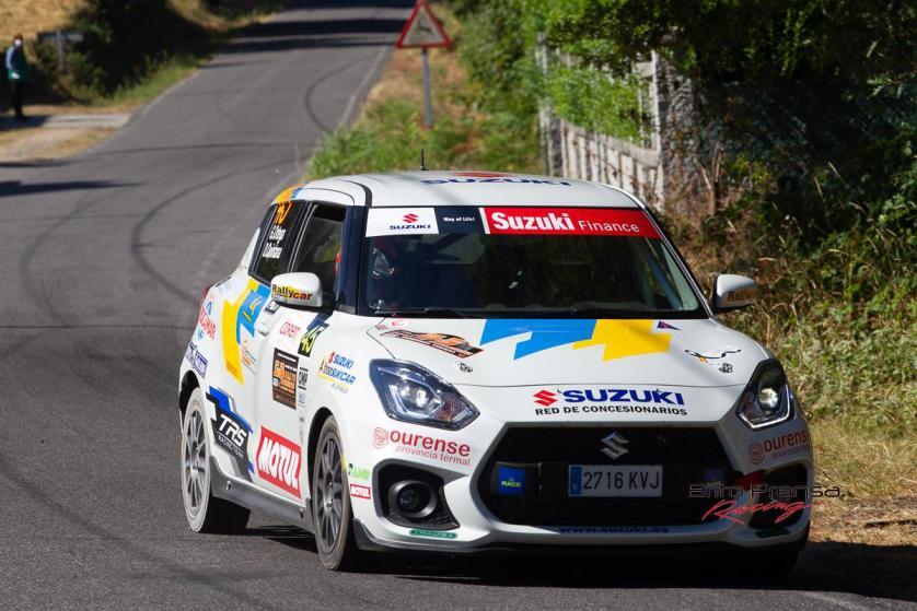 Padaman Sport en Ferrol con Guayasen y Daniel