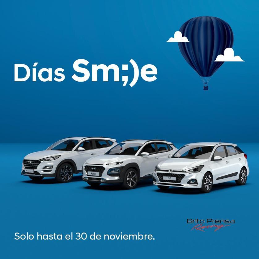 """Hyundai Canarias lanza los """"Días Smile"""""""