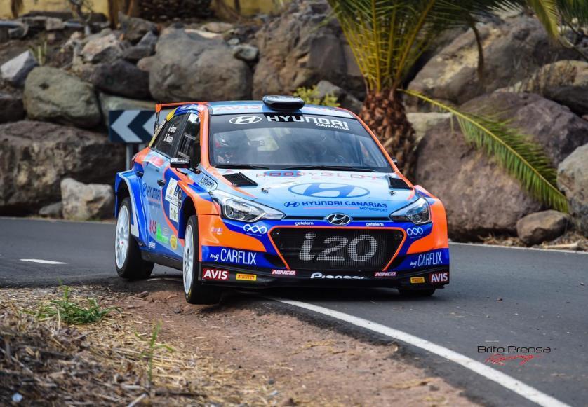 Hyundai Canarias Motorsport, presenta a su equipo en una rueda de prensa 100% digital