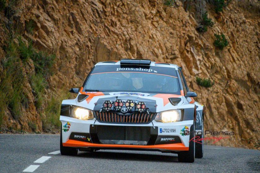85 participantes en el 1r RallySprint RACC