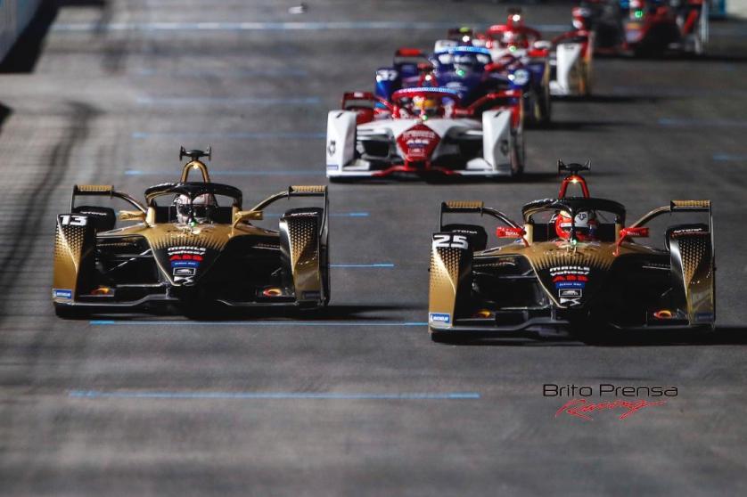 Un primer podio para DS Automobiles