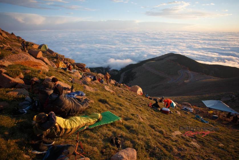 La Broadmoor Pikes Peak International Hill Climb 2021
