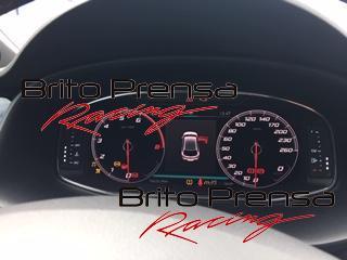 Cockpit Digital con inumerables funciones