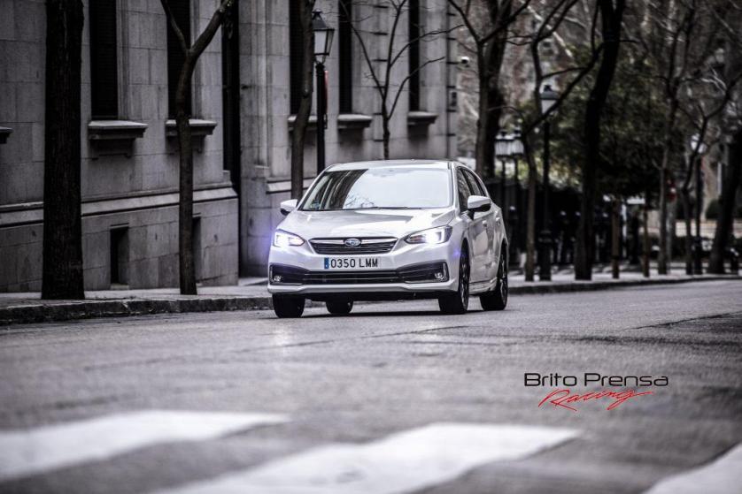 Nuevo Subaru Impreza eco Hybrid