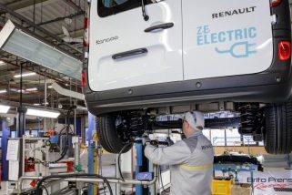 Renault crea la división ElectriCity para producir vehículos eléctricos