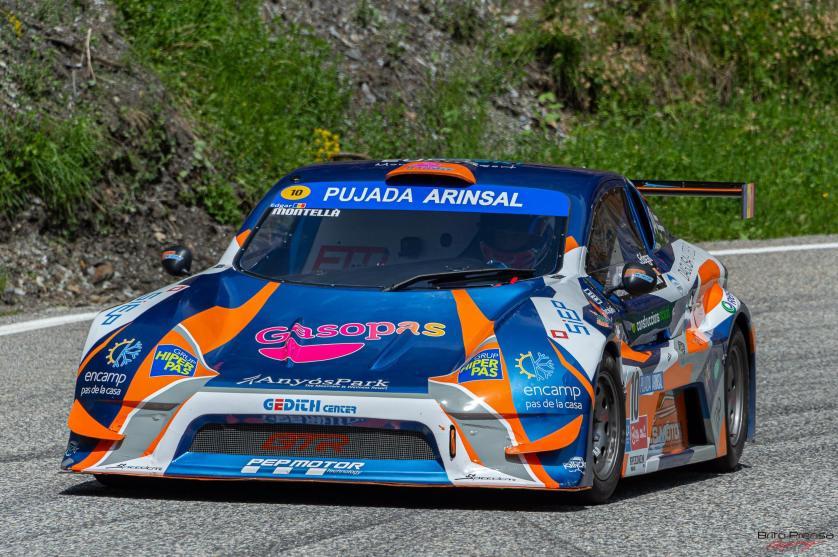 Edgar Montellà (Silver Car S3 CM-Pro)
