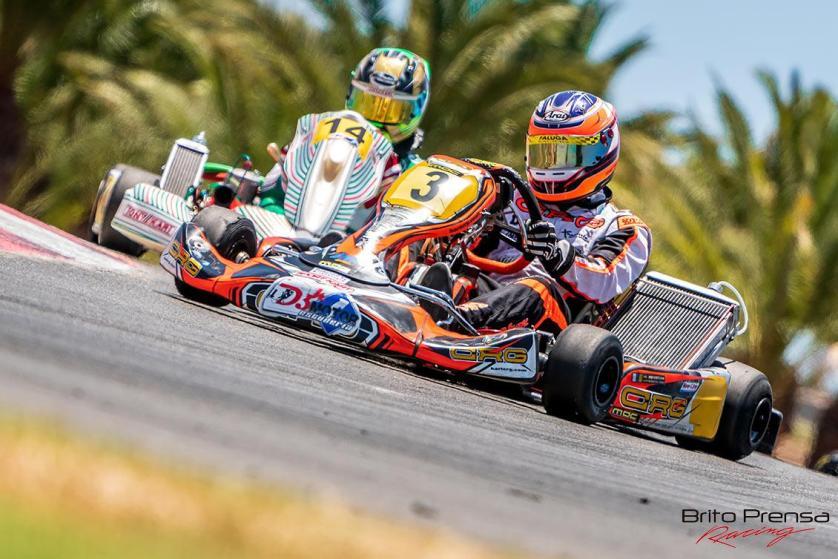 34 inscritos para la II prueba del Campeonato de Canarias y del Provincial de Karting