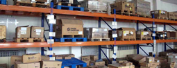 Stock and Warehouse Management